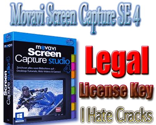 movavi screen capture studio license key