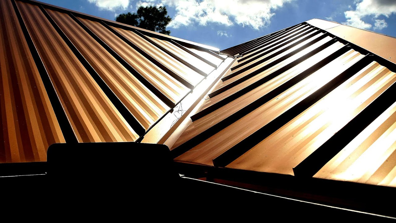 Painting A Metal Roof