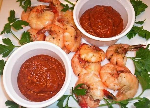 cajun shrimp cocktail