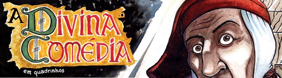 A Divina Comédia em quadrinhos, La Divina Commedia a fumetti