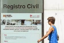 Rexistro  Civil de Zaragoza