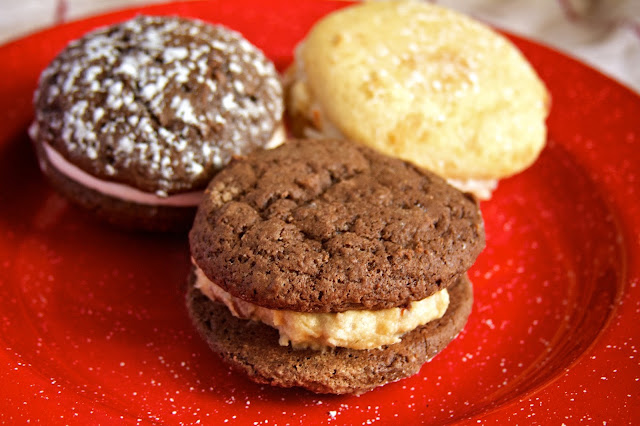 Sweetie-licious Bakery Cafe Whoopie Pies. Lansing Treats. Tammy Sue Allen Photography.