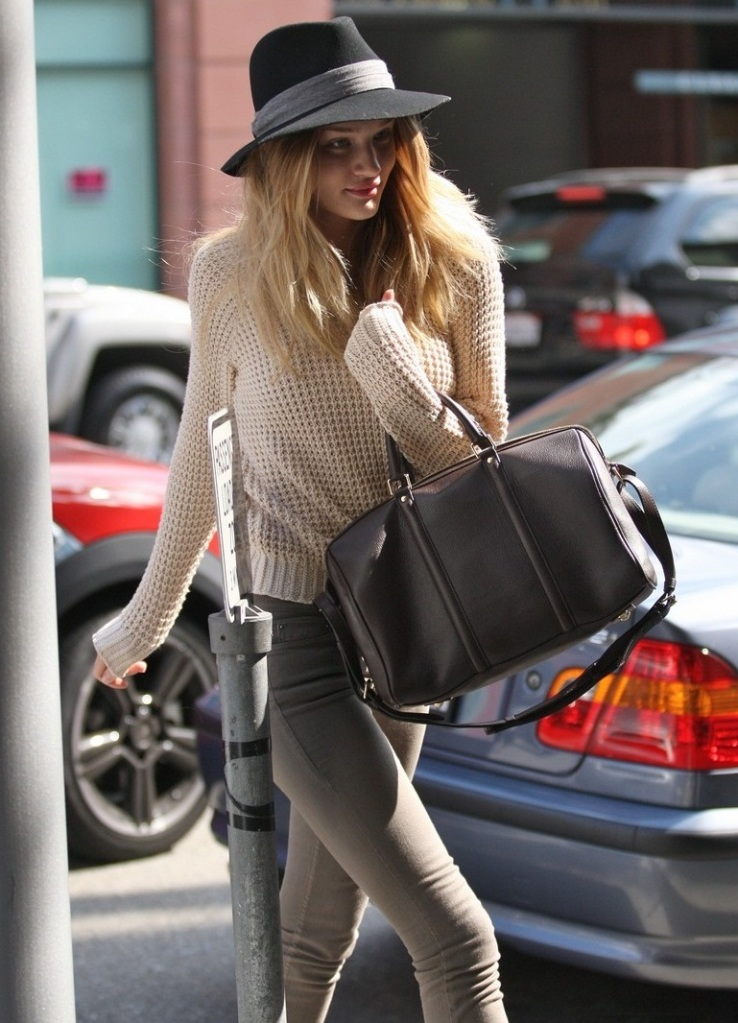 Fashion Girl | Rosie Huntington Whiteley Style