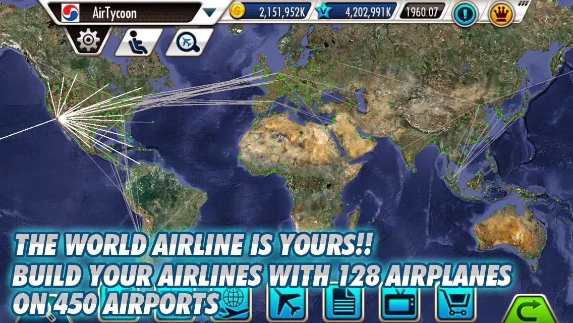 AirTycoon 3 v1.0.3 Mod [Unlimited Money]
