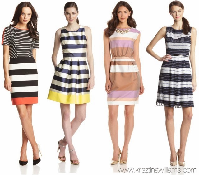 Trend is Bold Stripes And