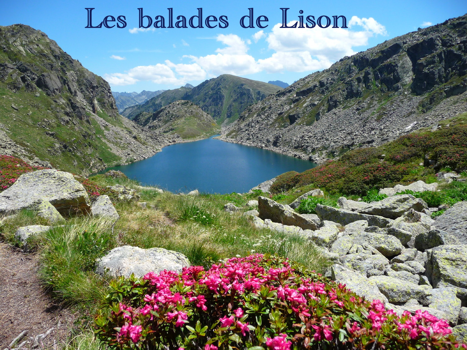 Les balades de Lison