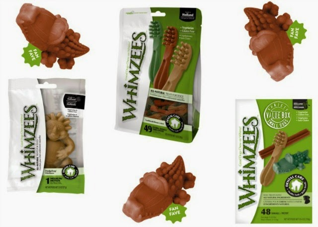 WHIMZEES dental chews are Oz the Terrier's favorite - Dog Dental Health