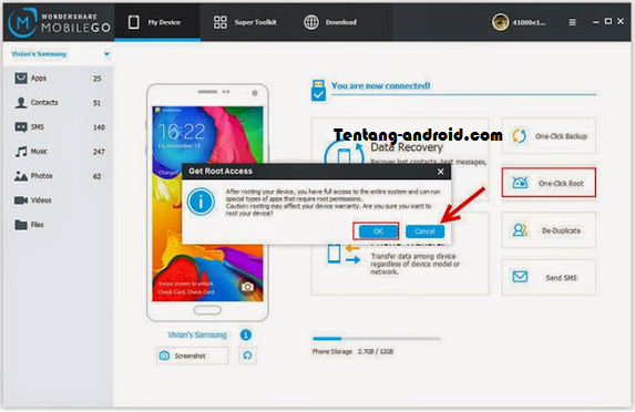 Tutorial How To Root Android Via MobileGo