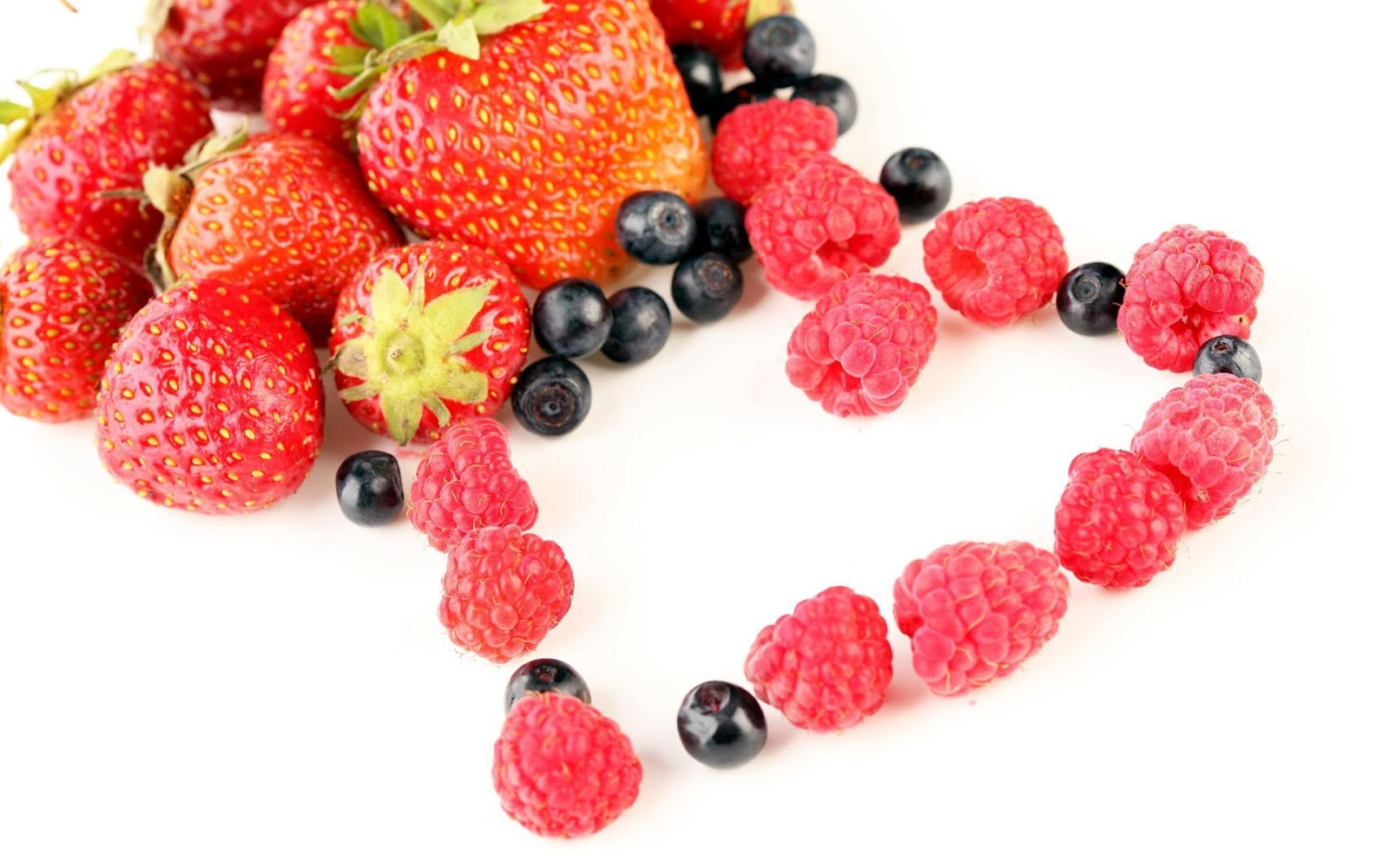 Hearts of Fruits