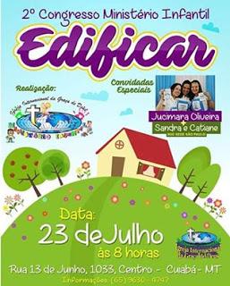CONGRESSO EDIFICAR EM CUIABÁ