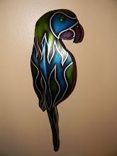 Hawaiian Parrot