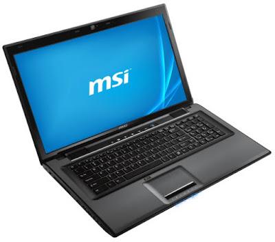 MSI CX70 2QF-608XES