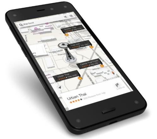Il nuovo smartphone Amazon con display da 4,7 pollici in alta definizione