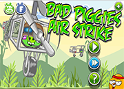 Bad Piggies Air Strike