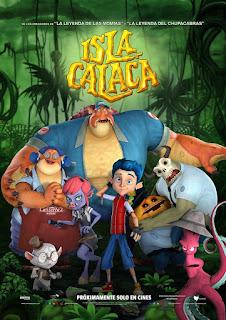 descargar La Isla de los Monstruos en Español Latino