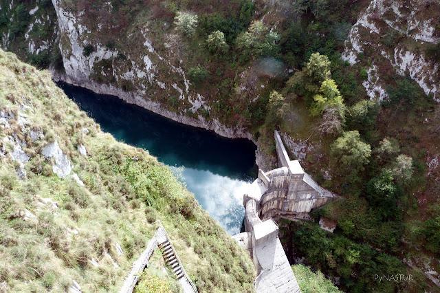 Presa de La Jocica - Asturias