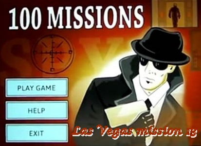100 Missions Las Vegas Level 13