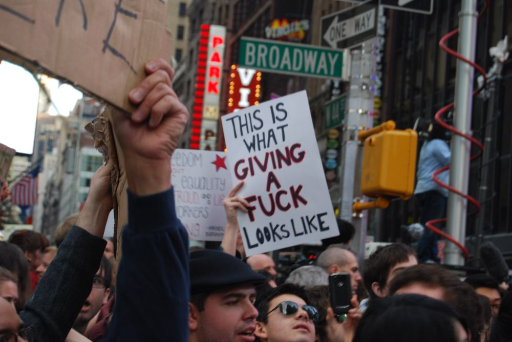 revolution working class and occupy wall 9) the new york political party working families runs an ad offering to pay people to show up for occupy wall street 8) this kooky list of demands on the occupy wall street forum was picked up everywhere as their list of demands.