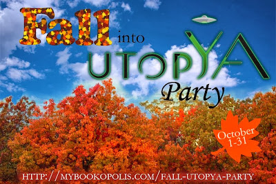 Fall into UtopYA Party + Giveaway – Day 15