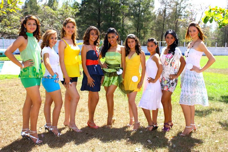 Fotos de Salvadoreñas, Chicas Lindas del Salvador
