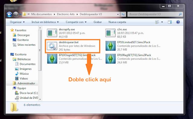 """[Tutorial]Instalar contenido STORE con """"desbloqueador.bat"""" Tuto1"""