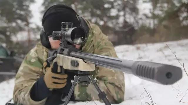 Βίντεο: Το νέο ρωσικό τυφέκιο ελευθέρου σκοπευτή παρέχει ακρίβεια πυρών στα 2χλμ