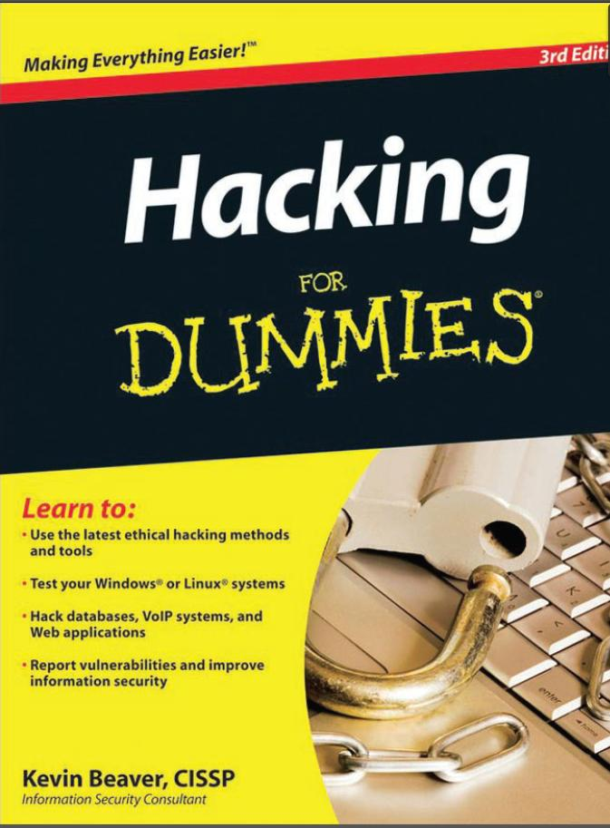 Ebook dummies download free for hacking