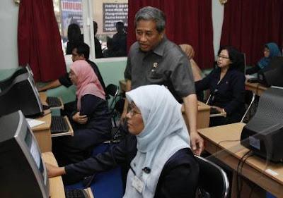 Manfaat Hasil Uji Kompetensi Guru Dipertanyakan
