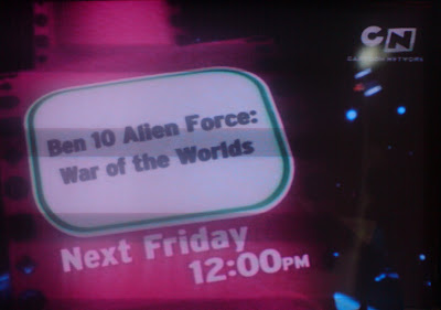 Ben 10 Alien Force: War of the Worlds