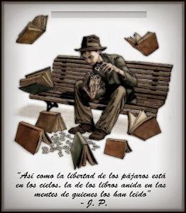 LOS LIBROS TIENEN EL PODER DE CREAR MENTES LIBERADAS