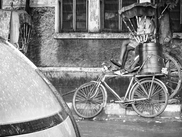 The 'Cycle' – Rickshaw…