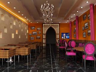 مطعم دار ورد - اركان مول