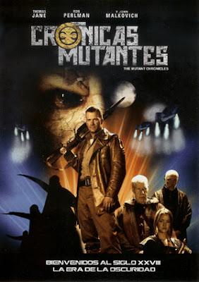 Cronicas Mutantes – DVDRIP LATINO