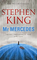 Mr Mercedes by Stephen King.