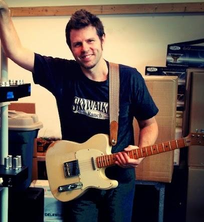 Jamie Scott from 3rd Power amplifiers image