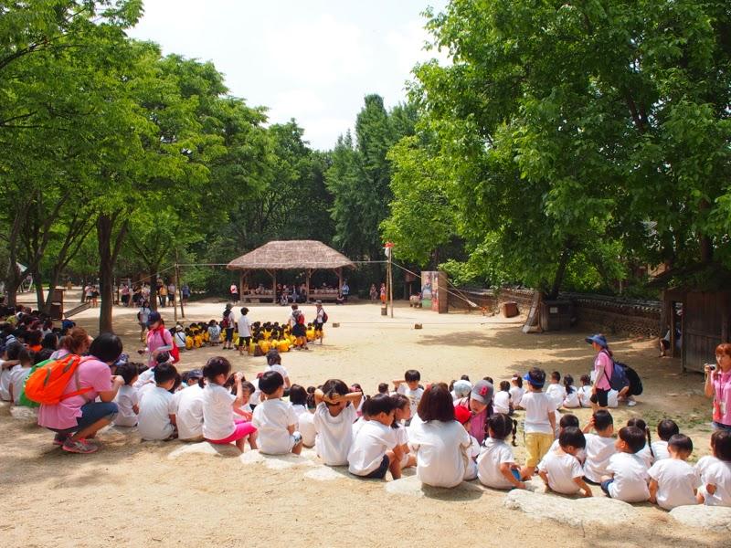 Ewha University Summer Studies Travel Seoul Korean Folk Village lunarrive singapore