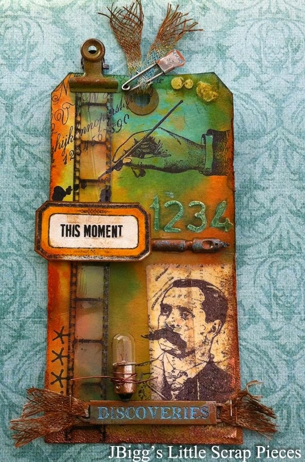 Winner for My August 2014 Tag
