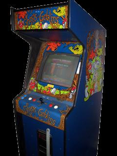 Curiosidades de los Video Juegos GhostsNGoblins