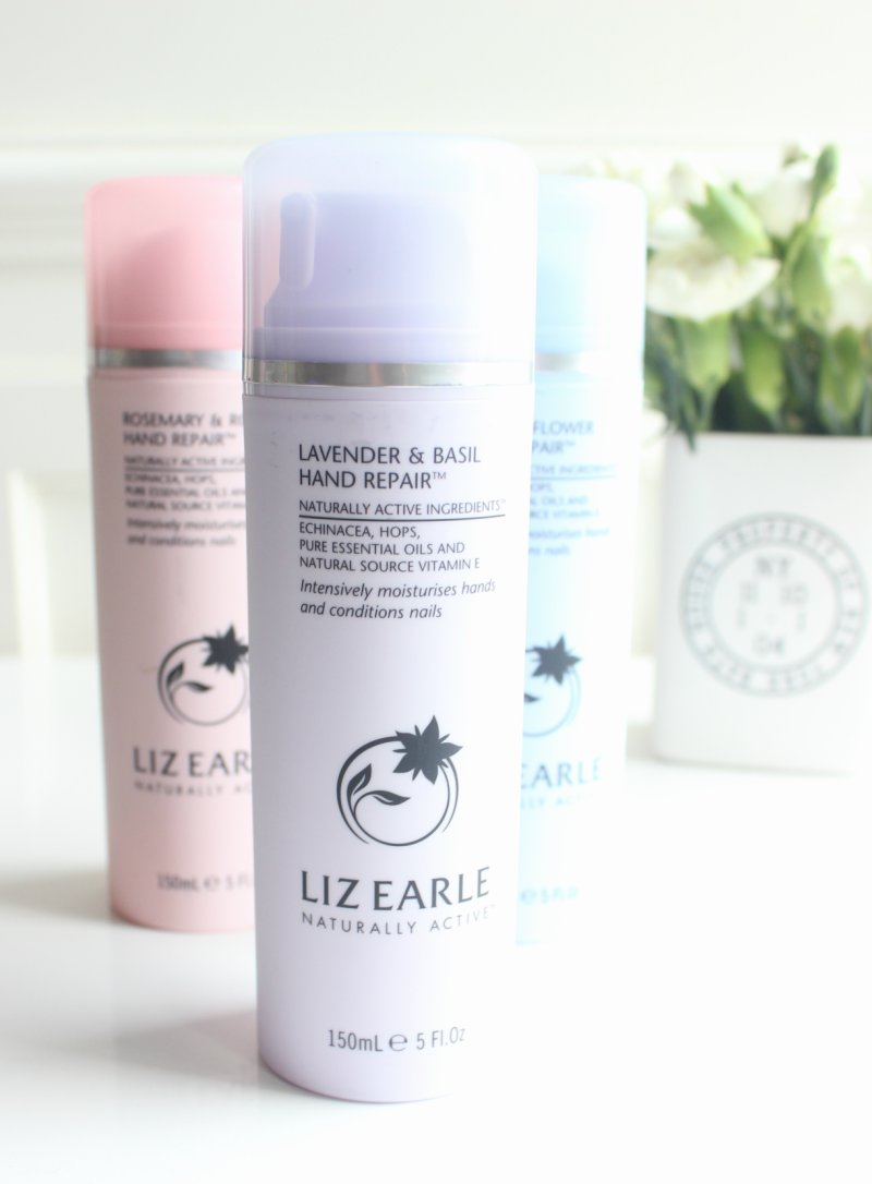 New Liz Earle Hand Repair Collection