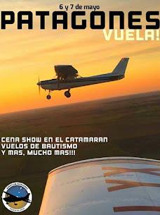 Patagones Vuela, 6 y 7 de mayo.