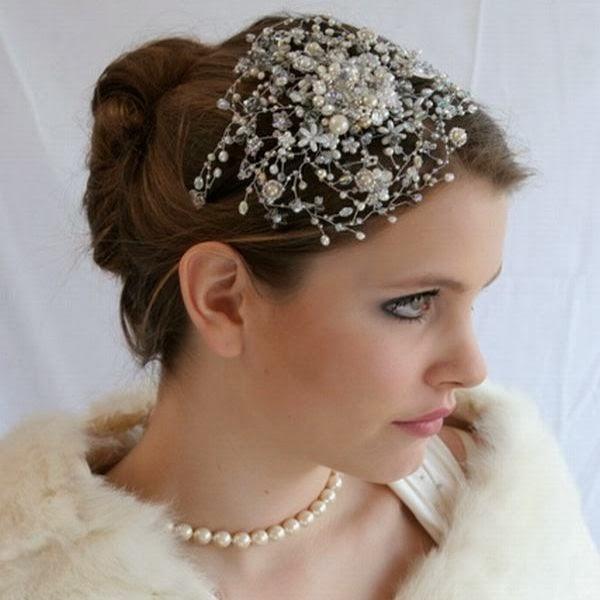 Wedding Hairstyles: Beautiful Wedding Updos Hair