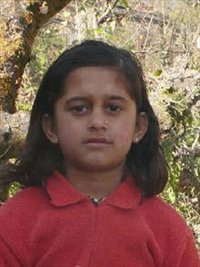 Khushi - India, Age 9