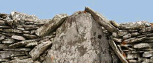 Ξερολιθιές-δαντελωτοί σχηματισμοί της ελληνικής γης
