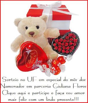 Sorteio especial mês dos Namorados!!