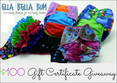 win cloth diapers giveaway gift card