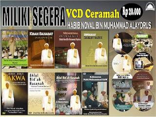 Habib Novel, ceramah, pengajian, rutinan