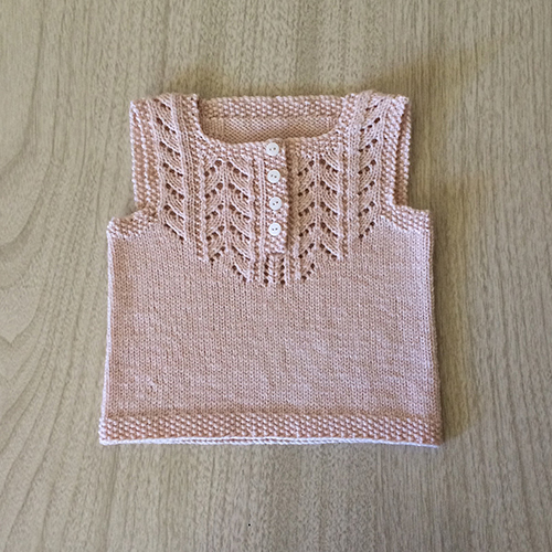 Louise Top for Baby