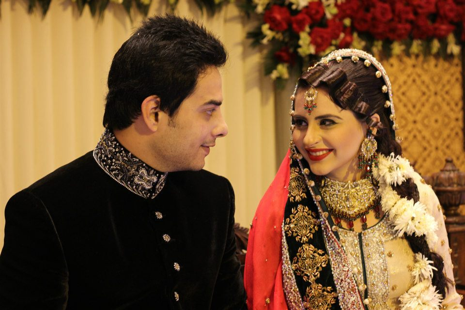 Fashion Freak: Fatima Effendi Wedding pics vol 2