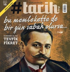 #tarih dergisi Ağustos sayısı çıktı!