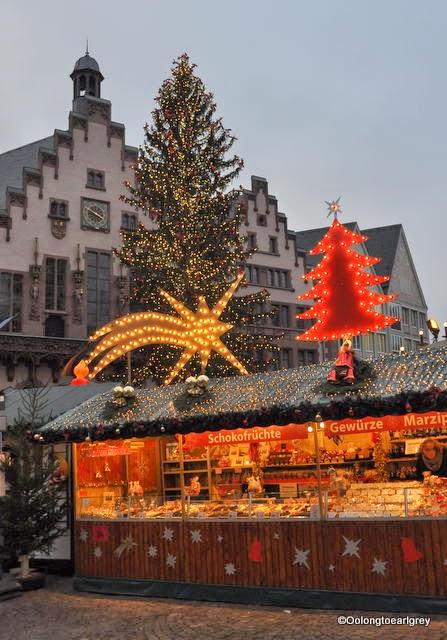 Christmas Market, Frankfurt